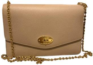 Mulberry Beige Leather Handbags