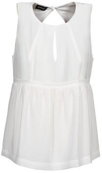 Kookai ABITOULE women's Vest top in White
