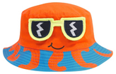 George Reversible Octopus Bucket Hat