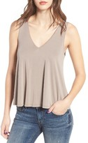 BP Women's V-Neck Swing Tank
