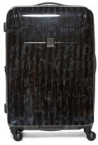"""Kenneth Cole Reaction Real 24\"""" Hardside 4 Wheel Upright Suitcase"""