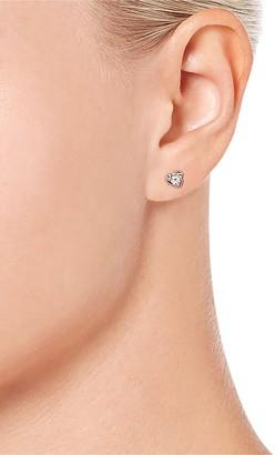 Beaverbrooks 9ct White Gold Diamond Earrings
