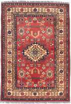 Ecarpetgallery eCarpet Gallery 203261 Hand-Knotted Finest Kargahi 4' x 5' 100% Wool Traditional Area Rug