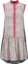 Marc by Marc Jacobs Karoo printed silk mini dress
