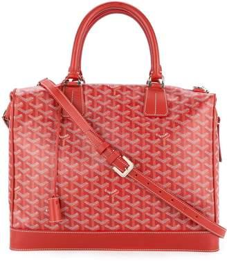 Goyard Pre-Owned Victoria PM travel hand bag