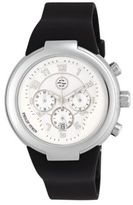 Philip Stein Teslar Round Stainless Steel Watch