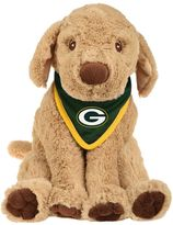 Forever Collectibles Green Bay Packers Plush Dog with Bandana