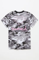 Diamond Supply Co. OG Sign Snow Camo T-Shirt