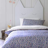 Christy Ladybird Duvet Set - Blue - Double