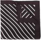 Tom Ford striped pocket square