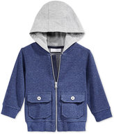 First Impressions Baby Boys' Hooded Bomber Jacket, Only at Macy's