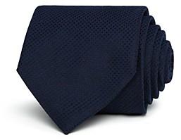 John Varvatos Textured Solid Classic Tie