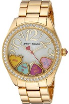 Betsey Johnson BJ00048-181 - Sweetheart Candy Face