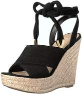 GUESS Women's Oshira Wedge Sandal