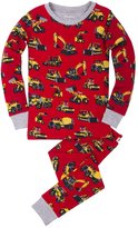 Hatley Boy's Heavy Duty Trucks Pajama Set