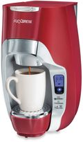 Hamilton Beach FlexBrew® Programmable Single-Serve Coffee Maker in Red