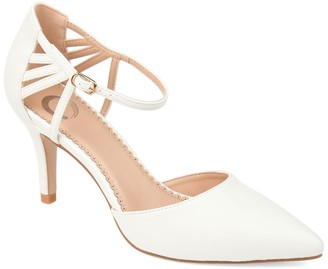 Journee Collection Mia Pointed Toe Pump