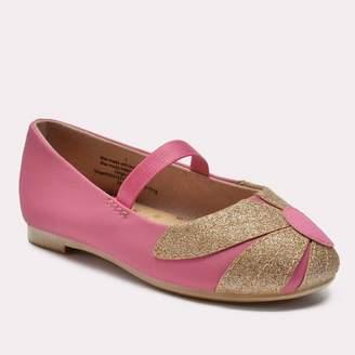 Cat & Jack Toddler Girls' Margarette Ballet Flats Pink