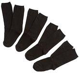 Hue Women's One Size Body Socks 4 Pk