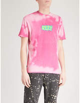 Obey Better Days Cotton-jersey T-shirt
