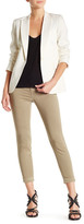 J Brand Anja Clean Cuffed Cropped Pant