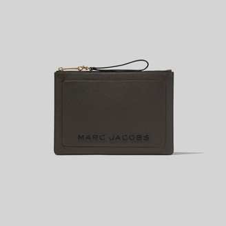Marc Jacobs The Textured Box Large Pouch