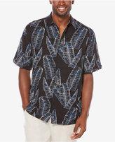 Cubavera Men's Leaf-Print Shirt