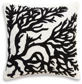 A & R Cashmere Hand Crewel Pillow