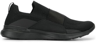 APL Athletic Propulsion Labs Knitted Contrast Panel Sneakers