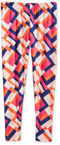 Epic Threads Geo-Print Leggings, Big Girls (7-16), Only at Macy's