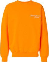 Gosha Rubchinskiy branded sweatshirt - men - Cotton - M