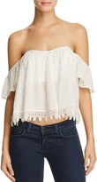 Tularosa Amelia Off-the-Shoulder Top