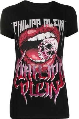 Philipp Plein graphic T-shirt