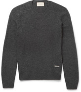 Gucci Wool and Cashmere-Blend Sweater