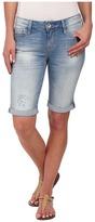 Mavi Jeans Karly Shorts in Shaded Ripped Nolita