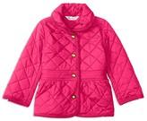 Ralph Lauren Infant Girls' Quilted Barn Jacket - Sizes 3-24 Months