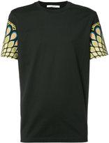 Givenchy sleeve-detail T-shirt - men - Cotton - M
