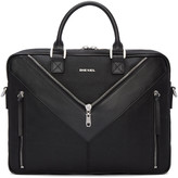 Diesel Black Mr. V Briefcase