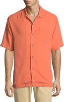 Tommy Bahama Belize Short-Sleeve Sport Shirt