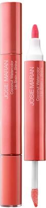 Josie Maran - Coconut Watercolor Lip Stain & Shine