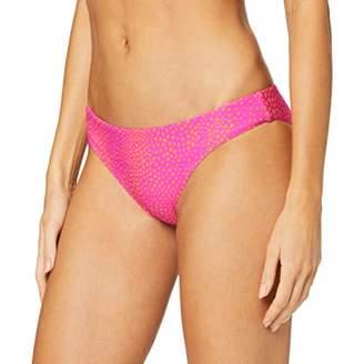 Seafolly Women's Safari Spot Cheeky Hipster Bikini Bottoms,8