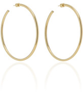 Jennifer Fisher Classic 14K Rose Gold Hoop Earrings