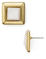 Stephanie Kantis Mother-of-Pearl Crush Stud Earrings