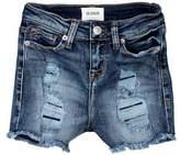 Hudson Shadow Denim Shorts (Big Girls)