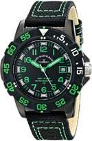Zeno Men's 6709-515Q-A18 Divers Analog Display Quartz Watch