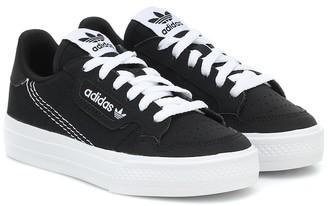 Adidas Originals Kids Continental 80 sneakers