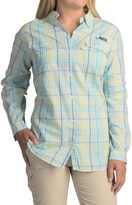 Columbia Super Bonehead II Shirt - Button Front, Long Sleeve (For Plus Size Women)