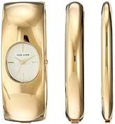Anne Klein Women's Quartz Metal and Alloy Dress Watch, Color:Gold-Toned (Model: AK/2636GBST)
