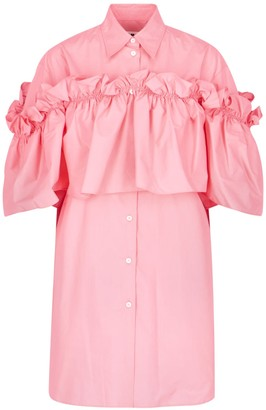 MM6 MAISON MARGIELA Ruffled Shirt