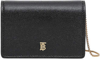 Burberry Jessie Card Case Crossbody Bag in Black | FWRD